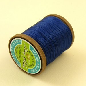 0.45mm Royal Blue Polyester Sewing Thread