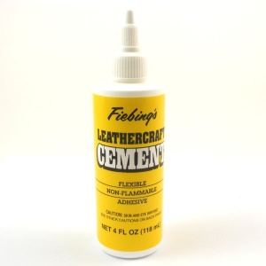 Fiebings Leather Cement 118ml