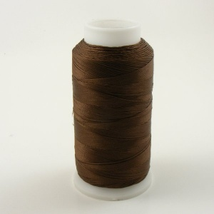 Mink Brown Nylon Thread for Machine Sewing Leather