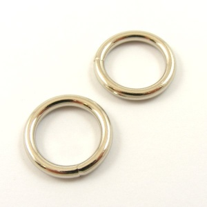 O Ring Nickel Plated Steel 12mm 1/2''