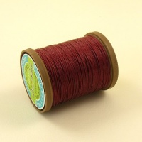0.65mm Burgundy Polyester Sewing Thread