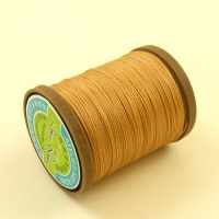 0.65mm Biscuit Beige Polyester Sewing Thread