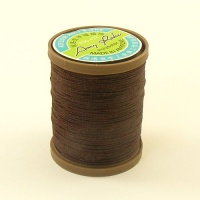 0.65mm Dark Brown Polyester Sewing Thread