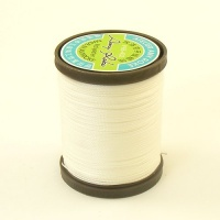 0.65mm Amy Roke Polyester Thread White 01