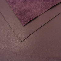 0.6mm Dark Purple Cow Nappa 30 x 60cm