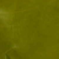 0.8-1mm Glossy Cowhide Apple Green A4