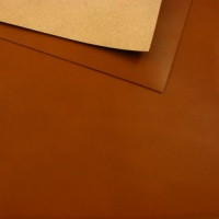 1.2-1.4mm Vegetable Tanned Cowhide Walnut Mid Tan A4