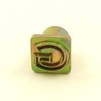 12mm Modern Letter G Embossing Stamp