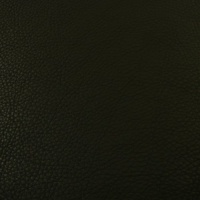 1mm Soft Crease Textured Cowhide Black A4