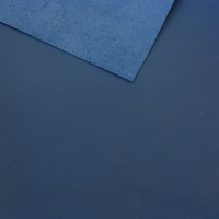 1mm Cowhide Royal Blue A4