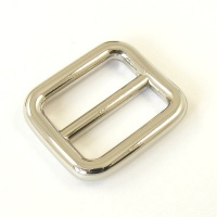 Nickel Free Strap Slider / 3 Bar Slide 16mm