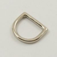 19mm 3/4'' Nickel Silver Deep D Ring