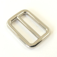 Nickel Free Strap Slider / 3 Bar Slide 25mm