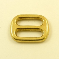 3 Bar Slide Solid Brass 20mm
