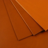 2.8-3mm Mid Tan Vegetable Tanned Cowhide A4