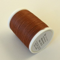 Ginger Brown Linen Sewing Thread Gruschwitz Braun 102