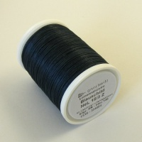 Dark Blue Linen Sewing Thread Gruschwitz Blau 146