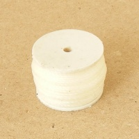 Auto Awl Thread Reel White