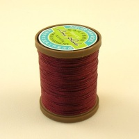 0.45mm Burgundy Polyester Sewing Thread