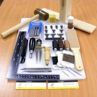 Deluxe Leather Craft Tool Kit