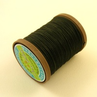 0.65mm Dark Olive Green Polyester Sewing Thread