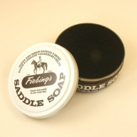 Saddle Soap Large Tin Black