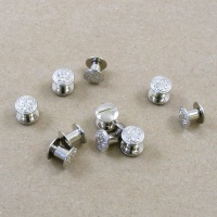 1/3 OFF Decorative 6mm Joining Screws -Nickel Plated
