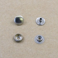 15mm Stainless Steel Press Studs