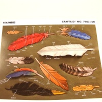 Craftaid Feathers 76631-00