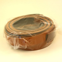25mm Leather Strips Black, Brown & Tan 500g Pack
