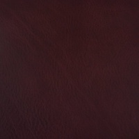 1.5-1.7mm Burgundy Soft Feel Vegetable Tanned Leather 30 x 60cm Size
