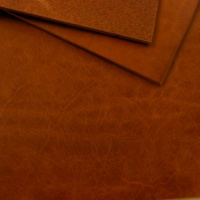 2.8-3mm Tan Matt Rustic Cowhide 30x60cm