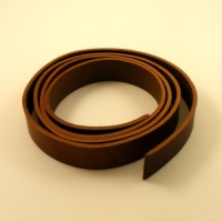 2.8-3mm Chestnut Lyveden Belt Strip