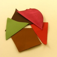Postage for Leather Samples