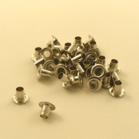 4.7mm Nickel Plated Eyelets / Grommets