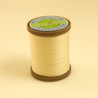 0.45mm Off White Cream Polyester Sewing Thread