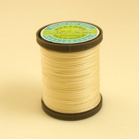 0.65mm Cream Off White Polyester Sewing Thread