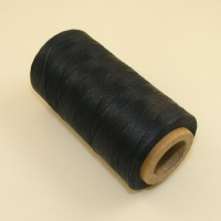 0.6mm Waxed & Braided Polyester Thread Blue