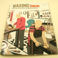 Waxing The Thread Leathercraft Magazine Issue 5