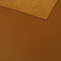 HALF PRICE 1mm Soft Crease Textured Cowhide Cognac A4