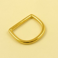 38mm  1 1/2'' Cast Brass D Ring