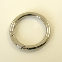 40mm HALF PRICE Spring Gate Clip Ring For Handbags