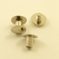 SALE Ivan Chunky 6.5mm Joining Screws - Nickel Plated