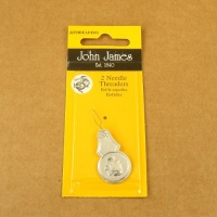 Needle Threaders John James 2Pk
