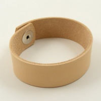 Blank Leather Bracelet for Embossing, Carving & Painting