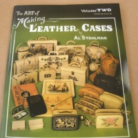 HALF PRICE The Art Of Making Leather Cases Volume 2