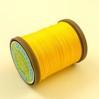 0.65mm Lemon Yellow Polyester Sewing Thread