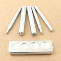 Multi-size Snap Setter Press Stud Fitting Tool