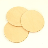 Veg Tan Coaster / Rounder 82mm
