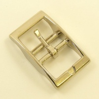 TO CLEAR 20mm Strap Buckle Nickel Plated